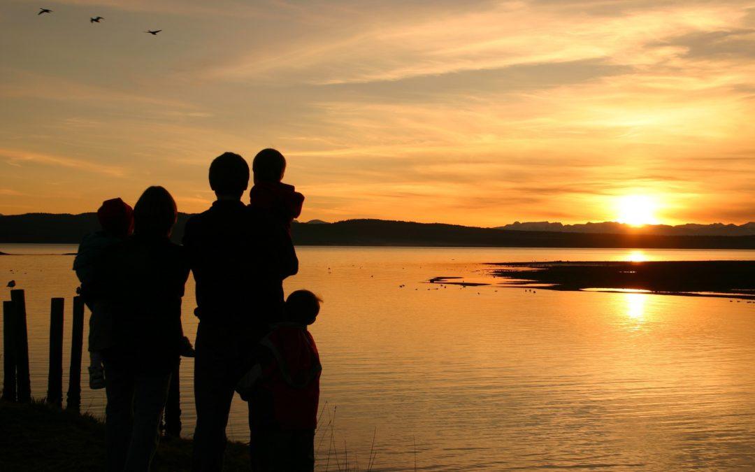 5 dicas para praticares o silêncio em família!
